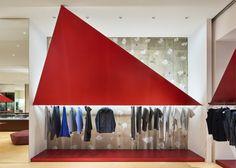 Issey Miyake Marunouchi Store by Tokujin Yoshioka, Tokyo – Japan » Retail Design Blog