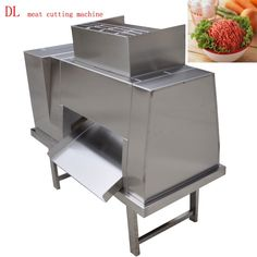 2761.00$  Buy here - http://aligz1.worldwells.pw/go.php?t=32653894425 - Meat cutting machine 800kg/hr meat processing machine