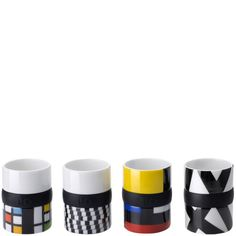 Po Mark 1 Espresso Cups Set of 4