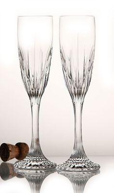 Baccarat Jupiter Champagne Flutes