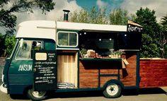 Ansum Food Co.  A Cornish based wood fired food company. Street Food Wood Fired  Food Van Weddings