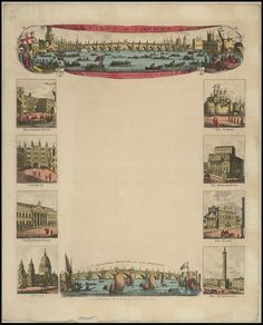 Views of London    Author/Publisher: Robert Harrild, 1814