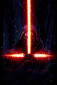 Got inspired after seeing the Teaser to Star wars: The Force Awakens.