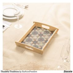 Thankful Tradition Serving Tray