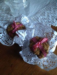 Emballage de Cookies avec du papier dentelle | Cookies wrap | Embrulho para Cookies