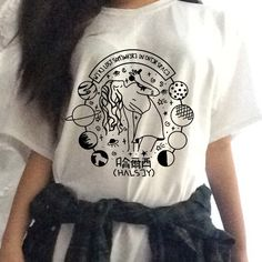 Halsey T-shirt by Sundivided on Etsy