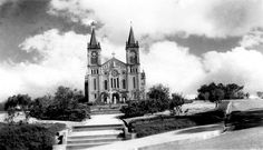 Baguio Cathedral, Baguio City, Philippines, Date unknown but probably 1930s