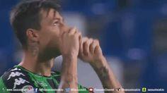 Filmato su football calcio serie a sassuolo neroverde acerbi cannavaro batticinque via diggita #SerieA