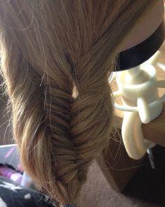 Fish braid.