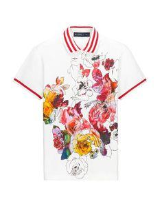 ETRO Polo shirt | ETRO Men's SS 15 | 151U1151381920600