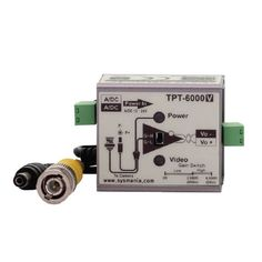Sysmania UTP Transceiver TPT-6000V Twisted Pair Cable Transmitter Video Signal #SysmaniaAllimex