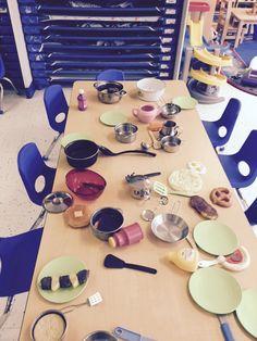 table setting activitiy