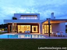 Image result for eco friendly house elevation