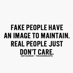 "67 Likes, 2 Comments - Get Vogued (@getvogued) on Instagram: ""Quote Of The Day I hate Fake and two faced people #petpeeve #actor #bsartist #pretender…"""