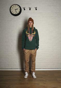 Femi Pleasure Bambi sweatshirt