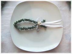 2 er Set Fische Tischdeko Kommunion, Konfirmation von Tinas-art-of-deco auf DaWanda.com