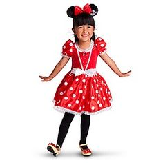 Minnie Mouse Costume Collection for Girls