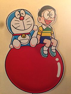 doraemon&nobita