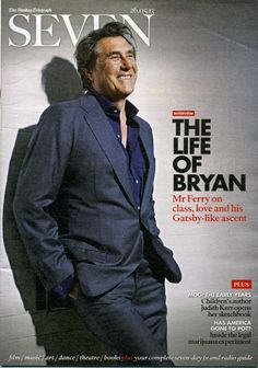 The Life of Bryan Ferry. The Sunday Telegraph