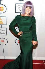 kelly osbourne green dress - Google Search