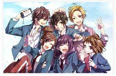 computer wallpaper for zutto mae kara suki deshita Anime Best Friends, Anime Group Of Friends, Friend Anime, All Anime, Anime Guys, Manga Anime, Anime Art, Cosplay Anime, Anime United