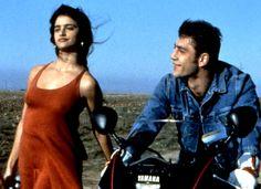 Penelope Cruz and Javier Bardem.