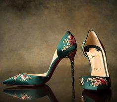 Sabyasachi Mukherjess and Christian Louboutin Designer Shoes