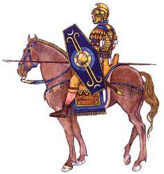 Cavaliere romano (eques), secolo II d.C