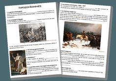 Trace écrite sur Napoléon Bonaparte – CM | la maîtresse a des yeux dans le dos