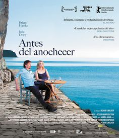 Antes del anochecer [Video-DVD] / dirigida por Richard Linklater