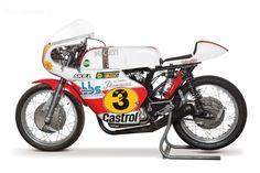 1972 Ducati 450 Desmo Corsa Replica