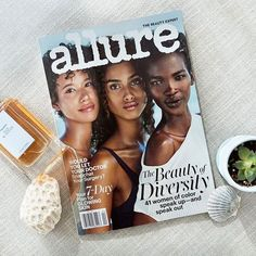 Our skin is so much more than a reflection in the mirror. Our skin is the metaphor that defines how were seenand how we see ourselves. For our April 2017 issue (featuring models #Dilone #ImaanHammam and #Aamitolagum on the cover!) #Allure asked 41 women of color to tell us the story of their lives through their skinand skin tone. Because our skin can be both a vulnerability and a defense. But most importantly it can be a source of celebration. Click the link in our bio for all 41 stories and…