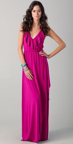 rachel pally kit wrap dress.