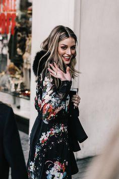 Street style London Fashion Week, febrero 2017 © Diego Anciano