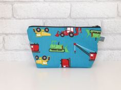 Kid's Wash Bag / Toiletry Bag with waterproof by ollieandroo, £12.00