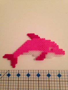 Dolphin KeyRing, Magnet, or Ornament