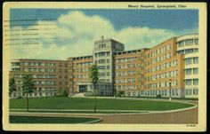 Mercy Hospital (1957). Springfield OH.  My birthplace.