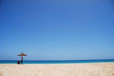 Relax at the beach - Boa Vista, Kaapverdie, Cabo Verde
