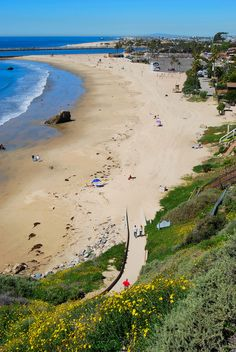 Corona Del Mar Orange California