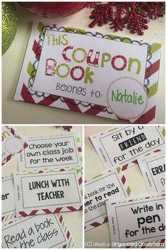 The Christmas Coupon Book - free!