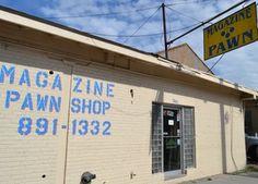 Magazine Pawn Shop