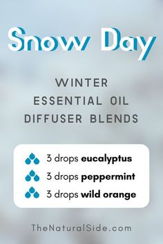 16 Winter Essential Oil Diffuser Blends To Get in the Holiday Spirit - Real Time - Diet, Exercise, Fitness, Finance You for Healthy articles ideas Essential Oils For Babies, Essential Oil Uses, Doterra Essential Oils, Wild Orange Essential Oil, Doterra Blends, Essential Oils Christmas, Essential Oil Diffuser Blends, Doterra Diffuser, Aromatherapy Oils