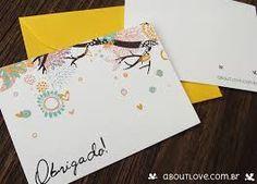 Resultado de imagem para cartão de agradecimento pela presença
