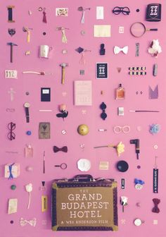 fuckyeahmovieposters:  The Grand Budapest Hotel  by Jordan Bolton