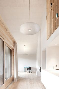 Wohnhaus Pliscia 13 by Pedevilla Architekten