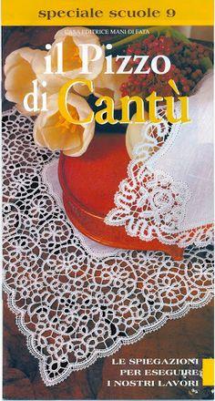 Scuola di pizzo di Cantù 2004 (bolillos)