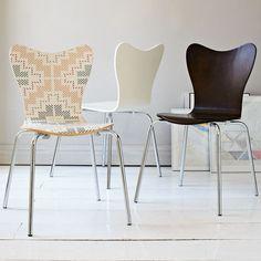 Alison Fox design  http://www.westelm.com/products/scoop-back-chairs-f887/?pkey=calyson-fox