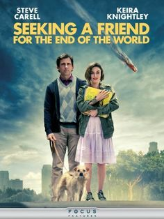 Seeking a Friend for the End of the World - Steve Carell, Keira Knightley, Connie Britton, Adam Brody Steve Carell, Great Movies, New Movies, Movies To Watch, Movies Online, Comedy Movies, Tragic Comedy, Amazon Movies, Funny Comedy