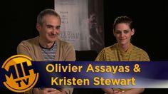 Olivier Assayas & Kristen Stewart Personal Shopper Interview