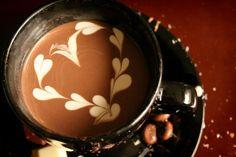 Coffee Art by Kriscel Diane Go (me), via Behance. Please do check it out!:)